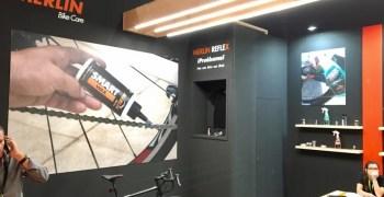 Merlin presente en Unibike 2017 con Merlin Bike Care