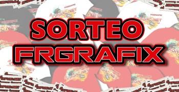 Sorteo Frgrafix. Consigue tu camiseta exclusiva infoRC y vinilos personalizados con tu nombre