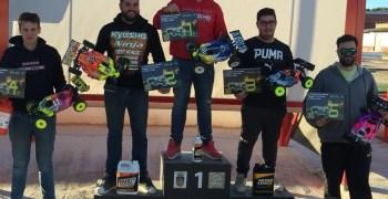 Oscar Baldo gana la segunda prueba del Levante 1/8 TT Gas 2018 en Sax