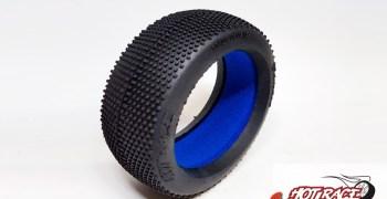 Hot Race presenta nuevo insert para sus neumáticos 1/8 off road