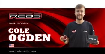Cole Ogden continua con REDS Racing
