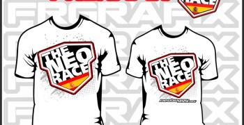 FRGrafix, encargado oficial de las camisetas de la Neo Race 2018 en Redovan