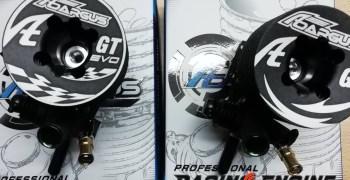 Ya disponibles los nuevos Argus GT y GT Evo en NBSport