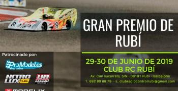 30 de Junio - Tercera prueba Campeonato de Cataluña Pista Gas en Rubí