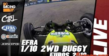 Video en directo - Euro 1/10 off road 2WD en Italia