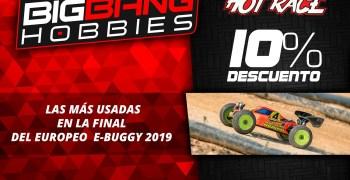 Promo Hot Race en Big Bang Hobbies ¡10% de descuento!