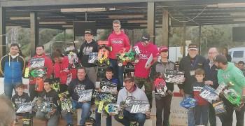 Resultados - Quinta prueba Campeonato de Andalucia 1/8 TT Gas 2019
