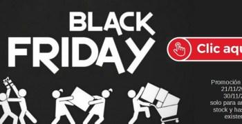 Black Friday 2019 en Bumpers Online