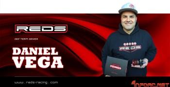 Dani Vega deja Reds Racing