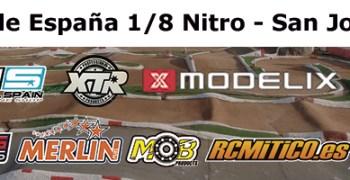 ¡Ya se acerca el Campeonato de España 1/8 TT Gas 2020! Previo.