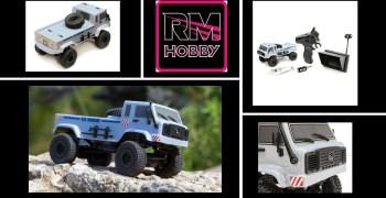 Iníciate en el crawler FPV con RM Hobby por 149,99€