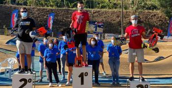 Canas y Figueiredo ganan en la International Buggy Challenge 2020