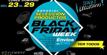 Black Friday en Modelspain