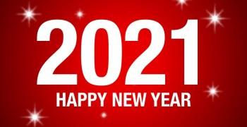 Adios 2020, hola 2021 - Vídeo de bienvenida al año nuevo