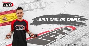Juan Carlos Canas se cambia a baterías TPro