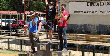 Crónica - 2ª prueba puntuable para el Campeonato de Euskadi de 1/8 TT Gas