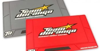 Tapete de goma Team Durango