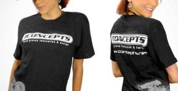 Camisetas JConcepts