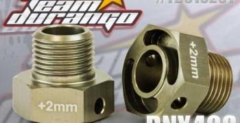 Nuevas opciones de Team Durango