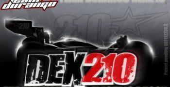 DEX210, lo último en eléctricos TT 2WD