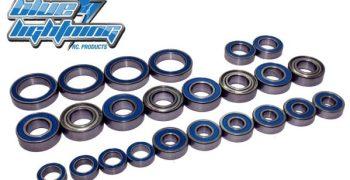 Rodamientos Blue Lightning para Agama, JQ, Team Durango...