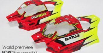Robert Batlle y su carrocería campeona de Europa