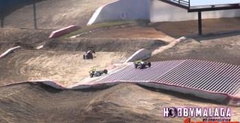 Final completa Hobbymalaga Race 2013. Detalle de las modificaciones en Alhaurin de la Torre