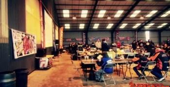Neobuggy 2012, asi es despertarse frente al circuito