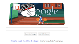 Google, doodle du jour