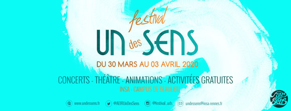 festival Un des Sens Rennes 2020