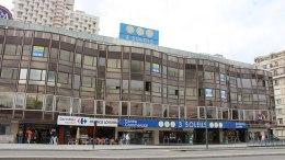 centre commercial 3 soleil à Rennes