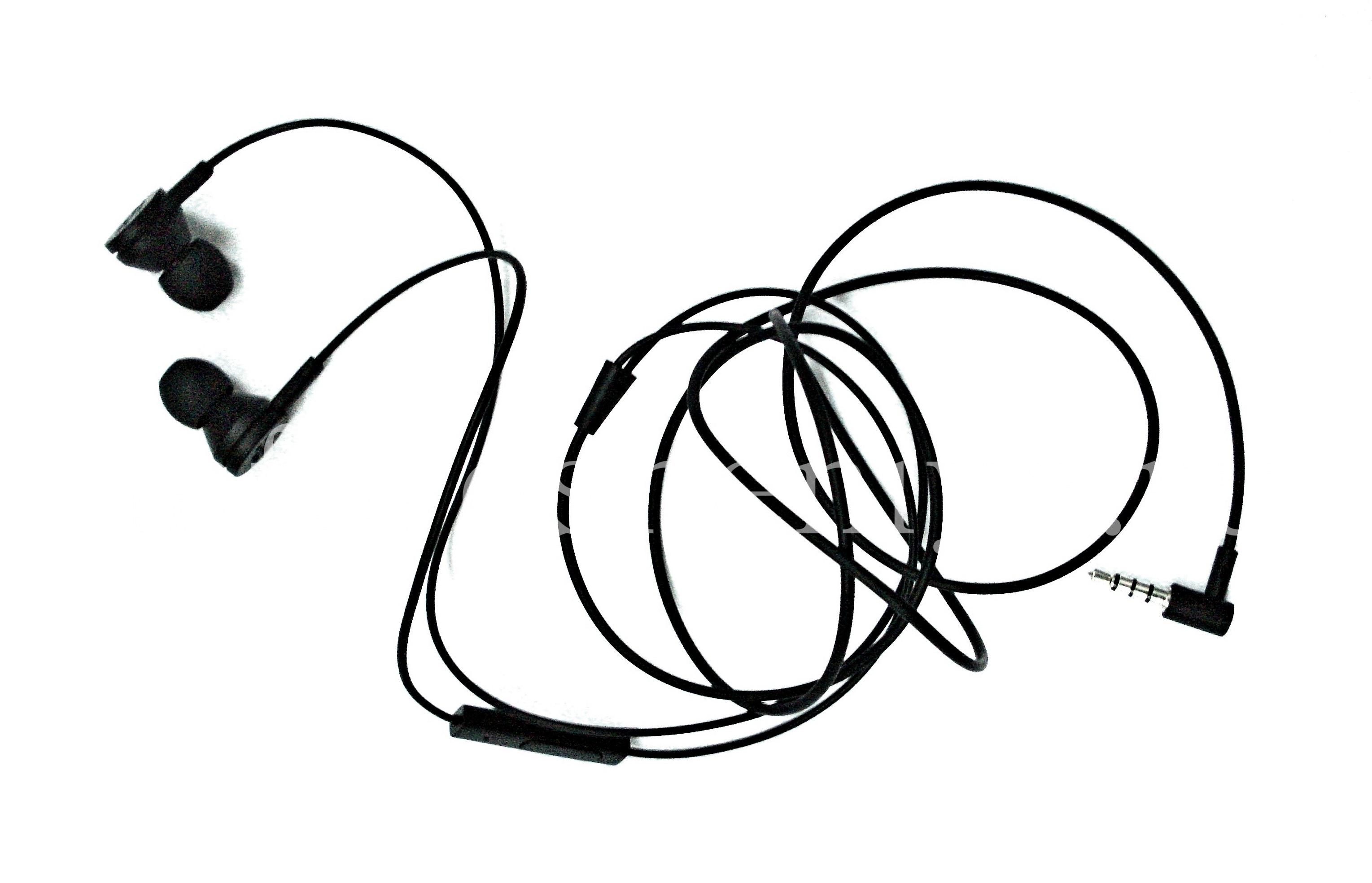 Original de auriculares de 3,5 mm de Premium Stereo