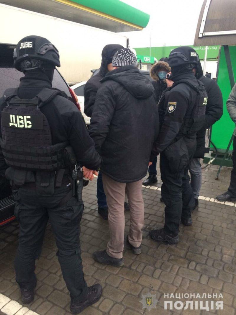 В Киеве депутат заказал убийство двух человек