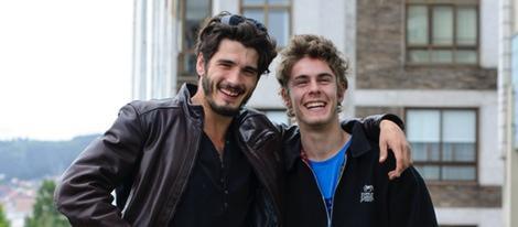 Cesar y Rodrigo