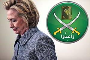 Hillary Clinton e a Irmandade Muçulmana
