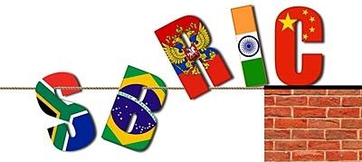 Cadê BRICS? Comparação entre China e América do Sul