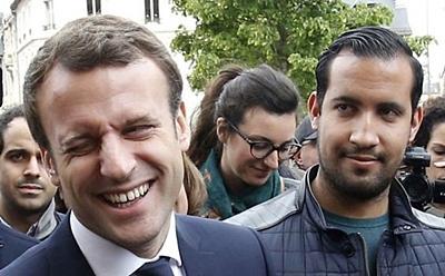 Macron, Benalla e o elefante gay
