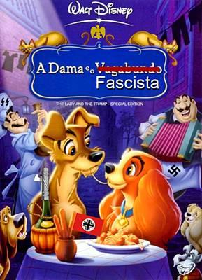 """Ao ataque dos desenhos animados """"fascistas"""": a demência galopante"""