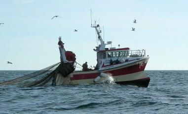 Barco Marruecos