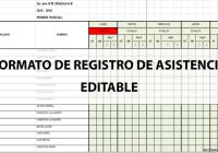 formato-de-registro-de-asistencia-ecuador