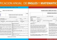 informacionecuador-com-planificacion-curricular-anual-de-ingles-y-matematica-ministerio-de-educacion
