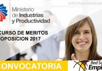 oferta-empleo-ecuador-ministerio-de-industrias-y-productividad-2017-informacionecuador