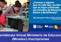 bachillerato virtual mineduc
