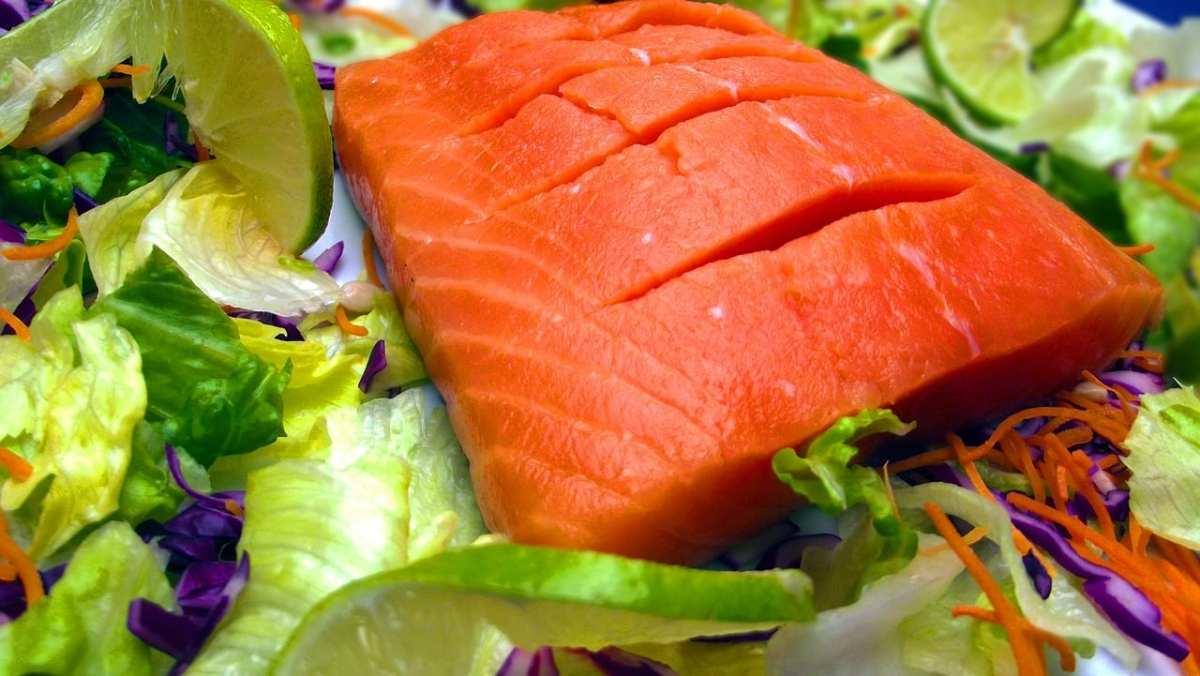 las propiedades y beneficios del salmón