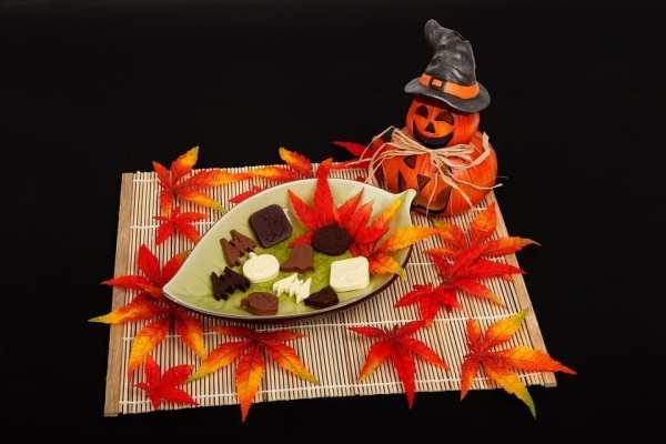 dulces típicos en Halloween