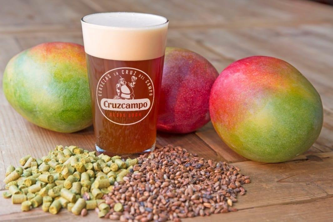 cerveza artesana Cruzcampo