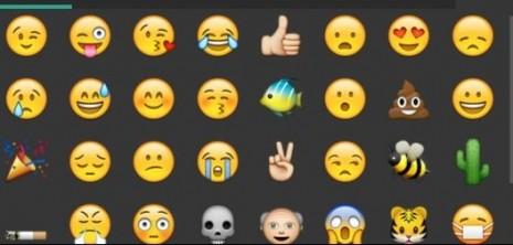 Imgenes de todas las caritas y emoticones de Whatsapp