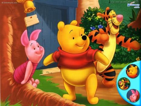 Cute Pooh Bear Wallpaper Hd Im 225 Genes De Winnie Pooh Para Imprimir O Descargar