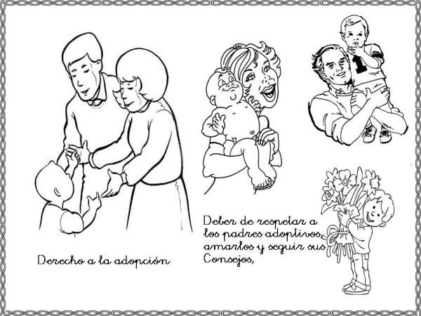 Dibujos del Día Internacional de los Derechos Humanos para