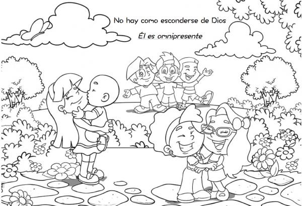 Dibujos De Ninos Dibujos De Religion Para Ninos De Primaria